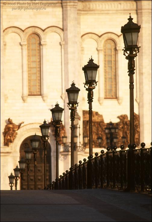 Moscow. Patriarchal bridge.