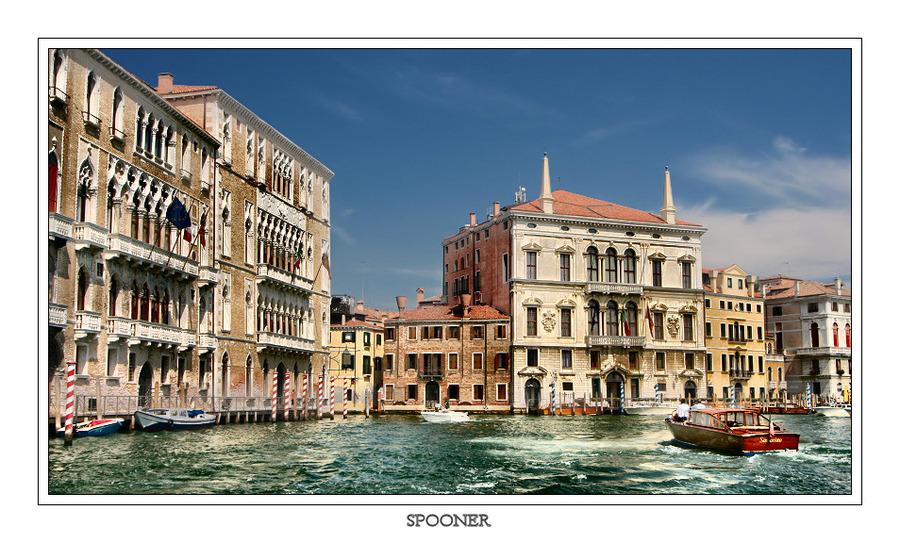 Bright Venice