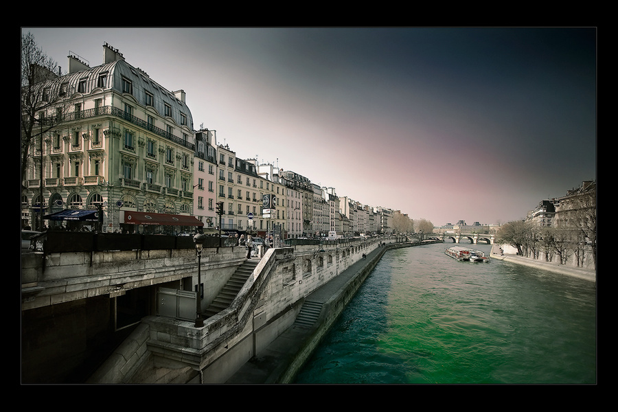 paris | paris, Seine, wharf, houses