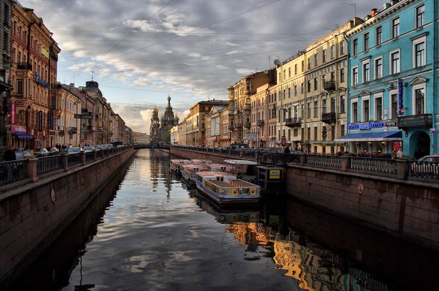 About St. Petersburg