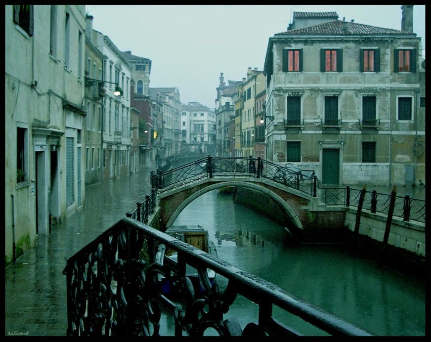 Gloomy Venice
