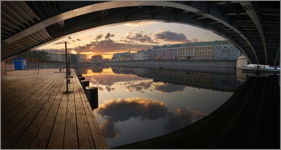 Morning at Vodotvodniy