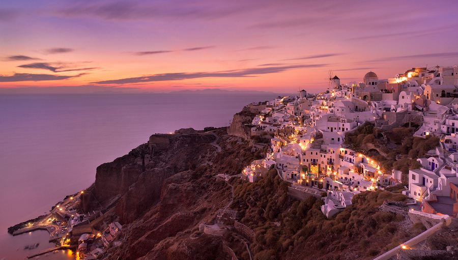 Santorini. Oia