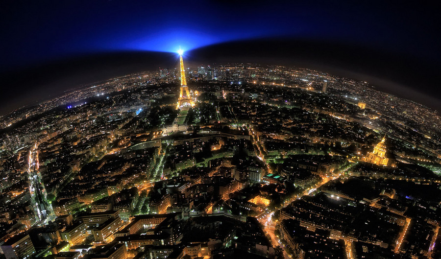 Globe of Paris