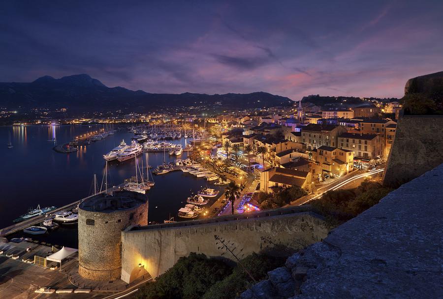 Night Corsica