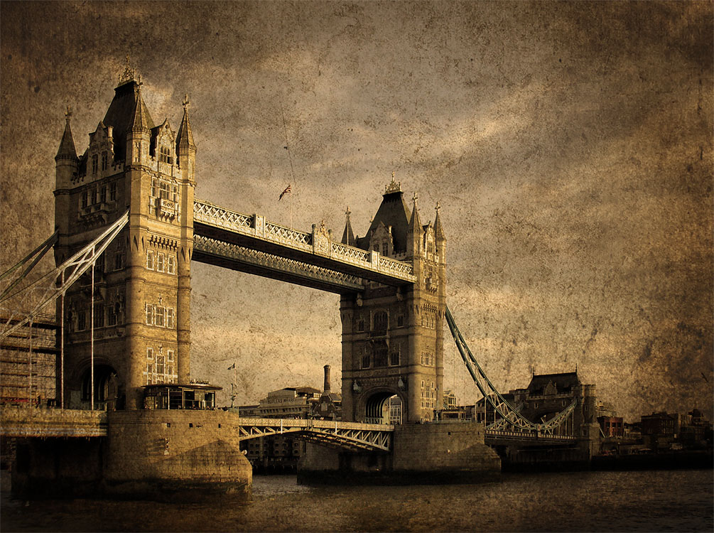 London bridge | London, England, bridge, ship