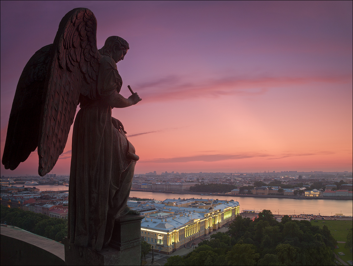 Angels of Saint Petersburg