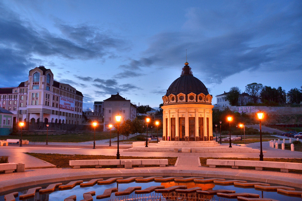 Rotunda, Kazan