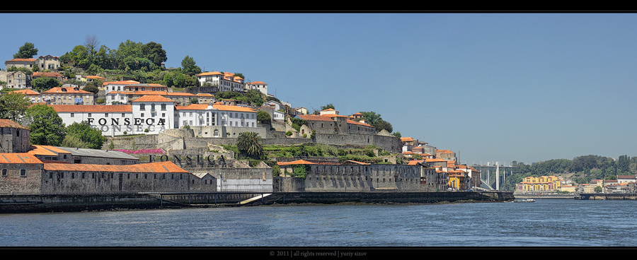 Portugal, Porto | Portugal, porto, sea, houses