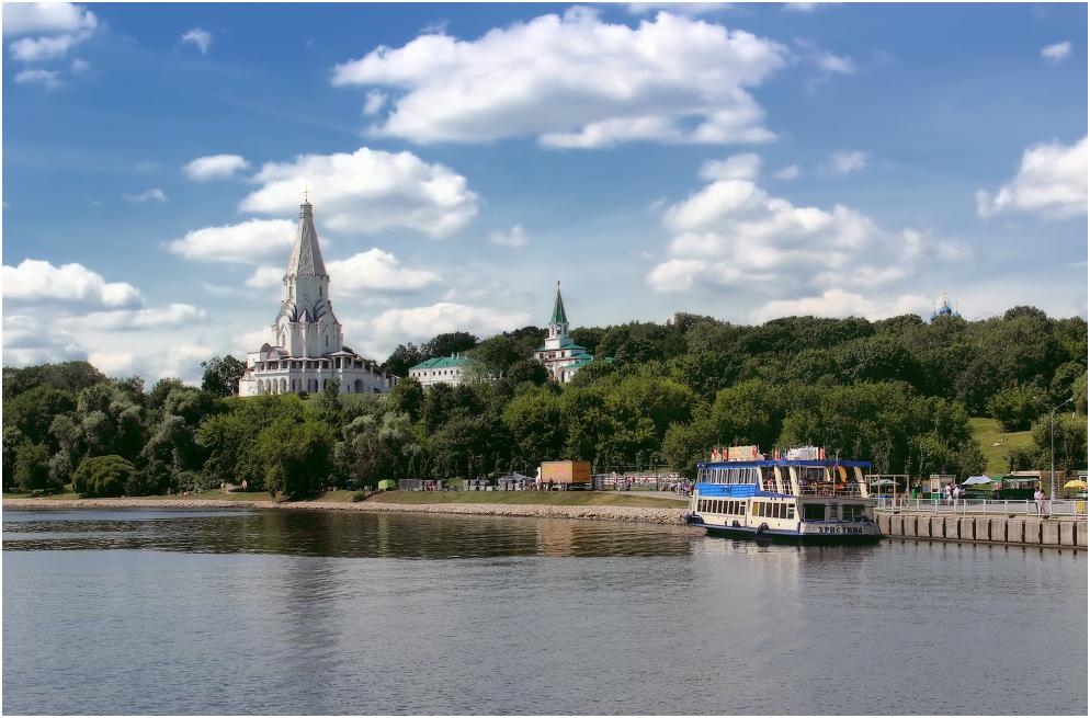 River Walk (berth Kolomenskoye)   Kolomenskoye, berth