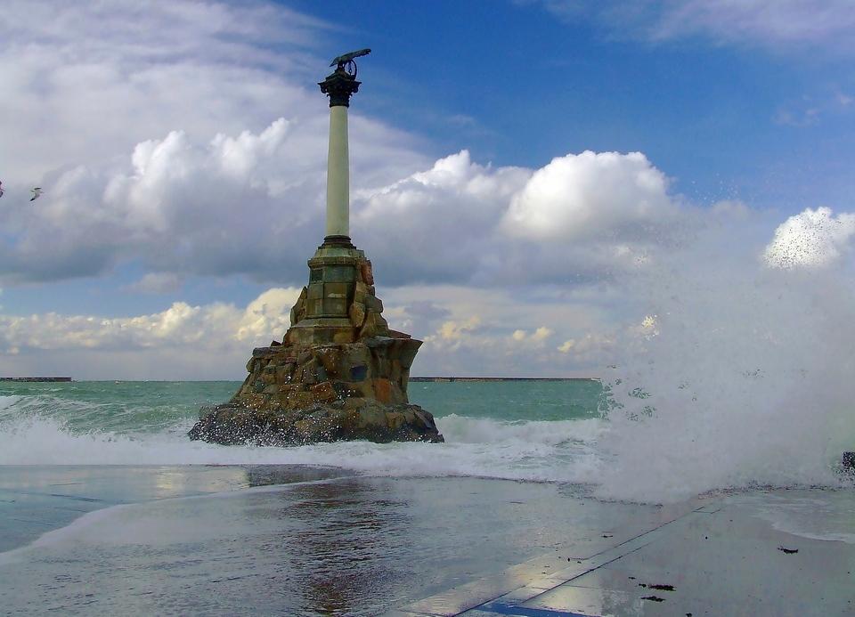 Storm, Sevastopol