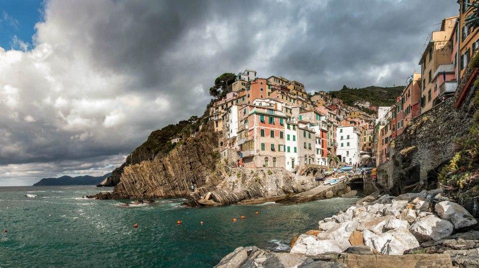 Rocks, Riomaggiore, Italy