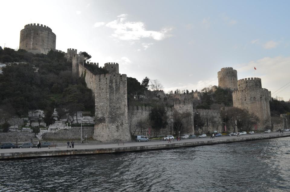 Roumeli Hissar Castle, Istanbul