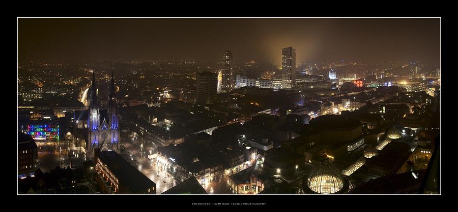 Eindhoven Skyline