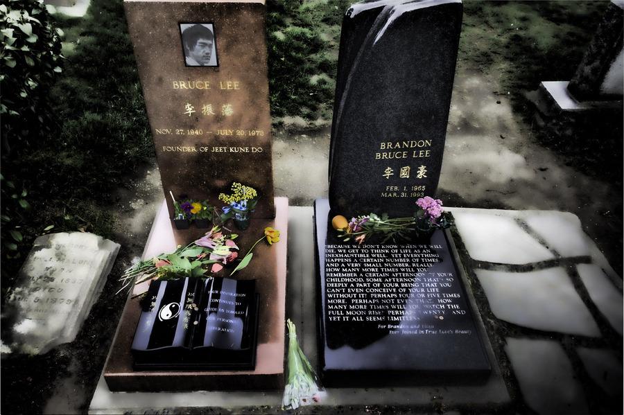 Bruce Lee Memorial