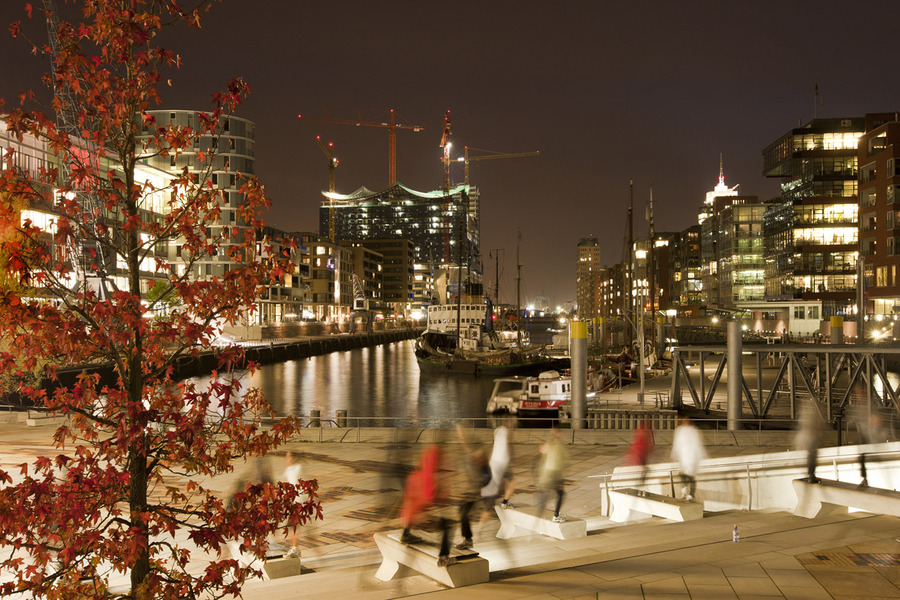 Hafencity-Night Sports